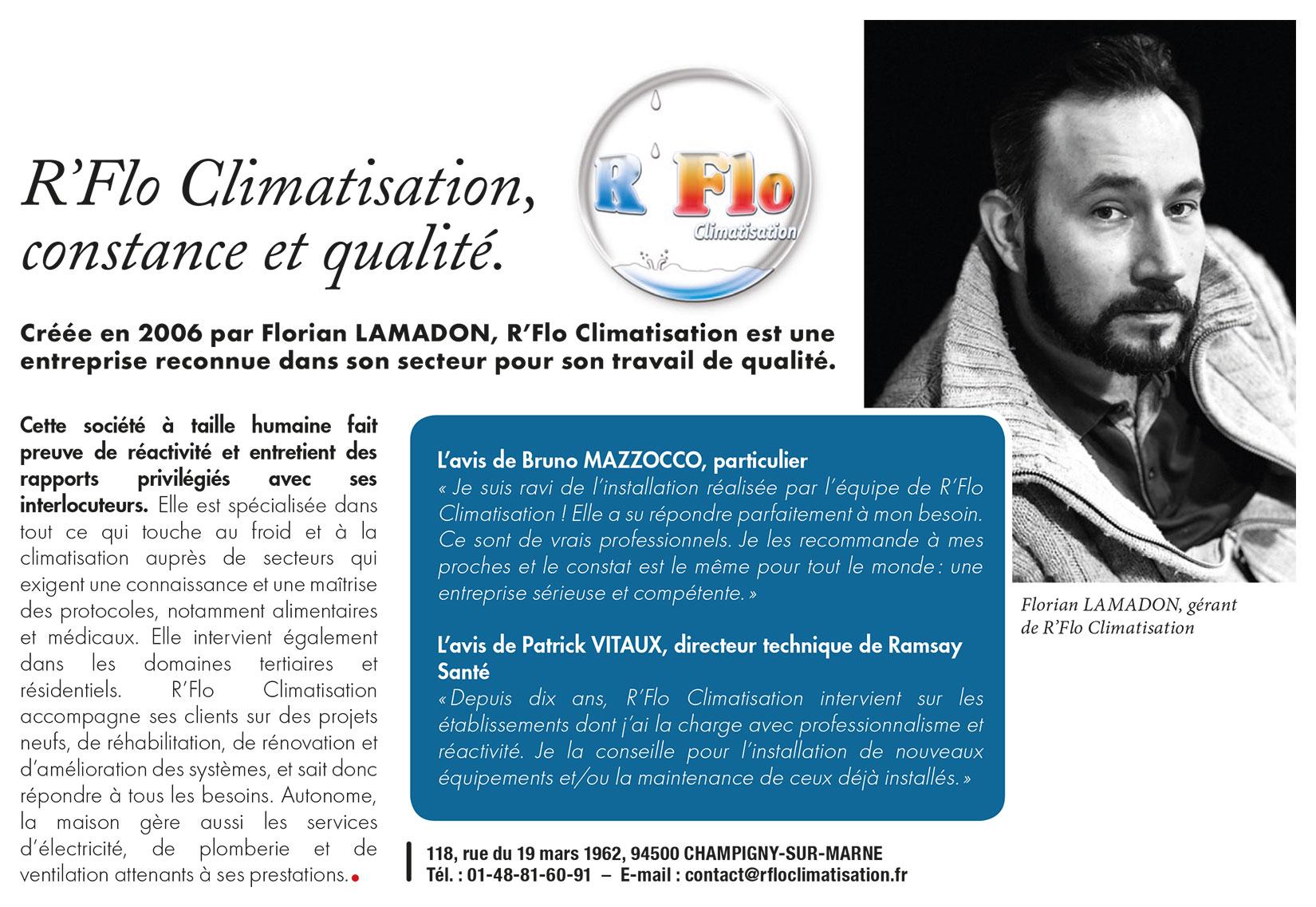 R'Flo Climatisation dans la presse